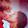 merlin 4x08 arwen kiss