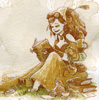 Book Tea Girl