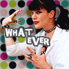 NCIS Abby What evs