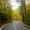 Дорога в Аппенинах