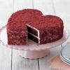 meal: торт в форме сердца
