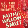 Stephanie: Buffy - Willow/Faith - Holiday -