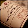 Wine. Burgundy