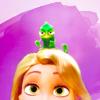 georgie: Rapunzel & Pascal
