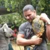 Roode with Koala