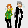 Chie & Souji ; Patience