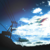 Byousoku no 5 Centimeters - Sky