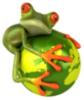 земной шарик