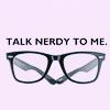 サキ☆: talknerdy