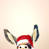 christmas moogle