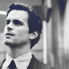 White Collar - Neal b&w