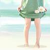 летние ноги