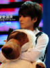Wookie with Teddy