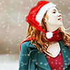 the silver lady: christmas amy pond by justlook3