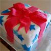 Cake; present