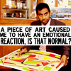 P&R: Emotional reaction