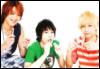 emiiichan: BEST trio :D ~