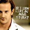 Do I look like an angel?