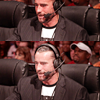 Ingrid: CM Punk on commentary
