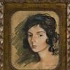 портрет Серебряковой
