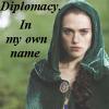 Booksrgood4u: QT: Diplomacy