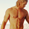 movies: thor shirtless