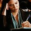 Studying, Writing, Sketching