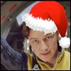 santa chuck, christmas