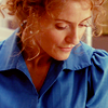 Aliline: Murdoch Mysteries: dr Julia Ogden / blue