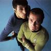 SHINOBI: kirk&spock