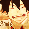 rin smile