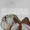 Assassin on assassin // AssCreed