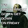 FridaySong-Jason Vorhees