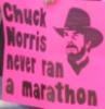 Chuck marathon