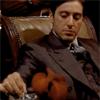 the godfather ; مايكل خلص تزقير