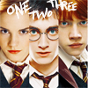 Harry & Hermione & Ron
