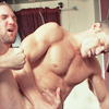 The Patron Saint of Switchblade Fights: Landon Conrad: behind