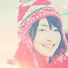 Shrugged Colours: Chinen Yuri   Red Snowy Cap