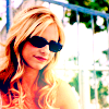 Nicole: Buffy in sunglasses