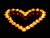 justbecause421: heart-tea-light