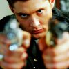 Gun Stare Dean Damn