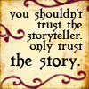 trust the story