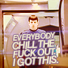 midiilovesyou: Spock chill out