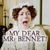Antimaccassar: P&P - My Dear Mr. Bennet!