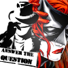 Jordan: [DC Comics] Batwoman/The Question