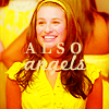 danni ϟ my patronus is a meerkat: Glee: Also Angels
