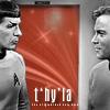 T'hy'la, Kirk, Spock