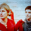 Dorkathus: Arthur&Merlin: This is my Merlin