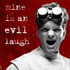 dr. horrible evil laugh