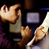 Dorkathus: Merlin: Reading